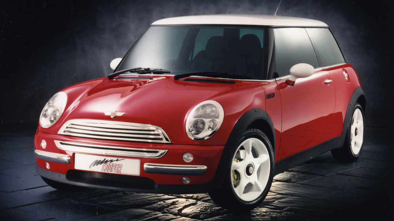 Mini happy returns: 20 years of the new MINI