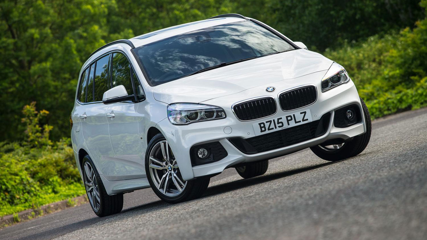 BMW 2 Series Active Tourer / Gran Tourer