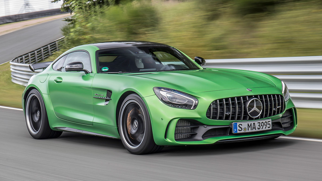 Track test which is the best mercedes amg gt motoring for Mercedes benz amg gt coupe price