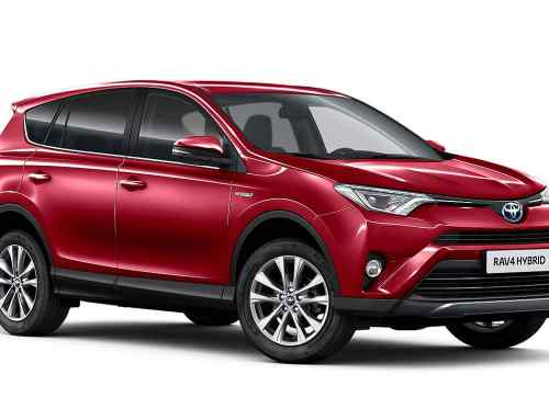 Toyota RAV4 Hybrid outsells diesel by 2 to 1