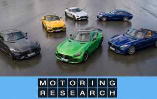 Mercedes-AMG GT Range
