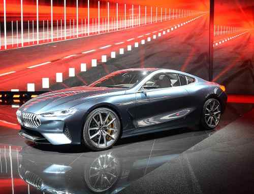 New BMW 8 Series: let's party like it's 1999