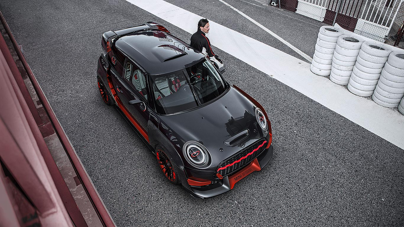 2017 Mini John Cooper Works GP Concept