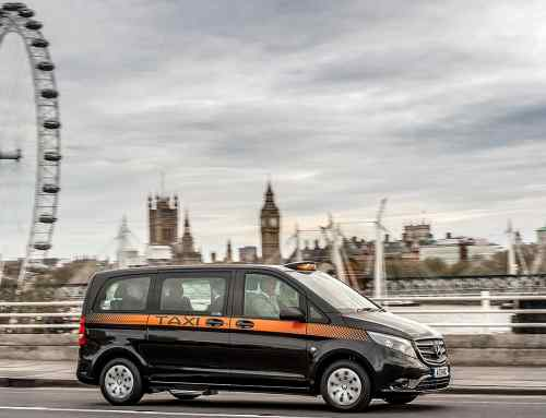 Mercedes-Benz taxi outsells 'real' London taxi in London