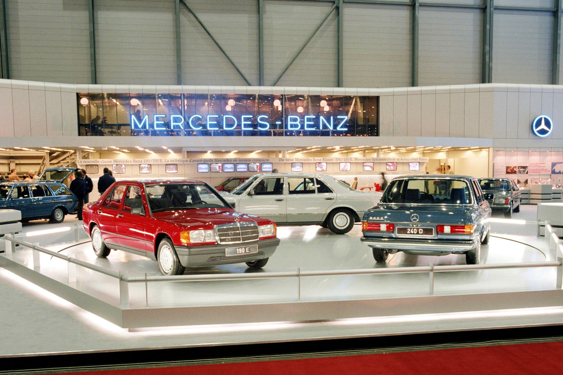 Opinion: Frankly, motor shows aren't what they used to be