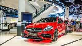Mercedes-Benz Selfridges Birmingham