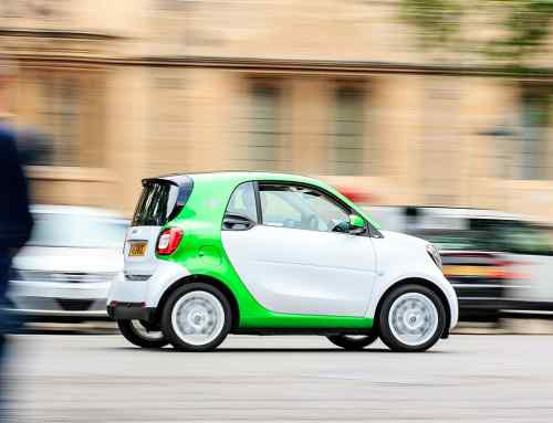 Smart is to become an electric car company