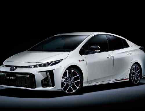 Toyota Prius GR Sport: a hot hatch hybrid?