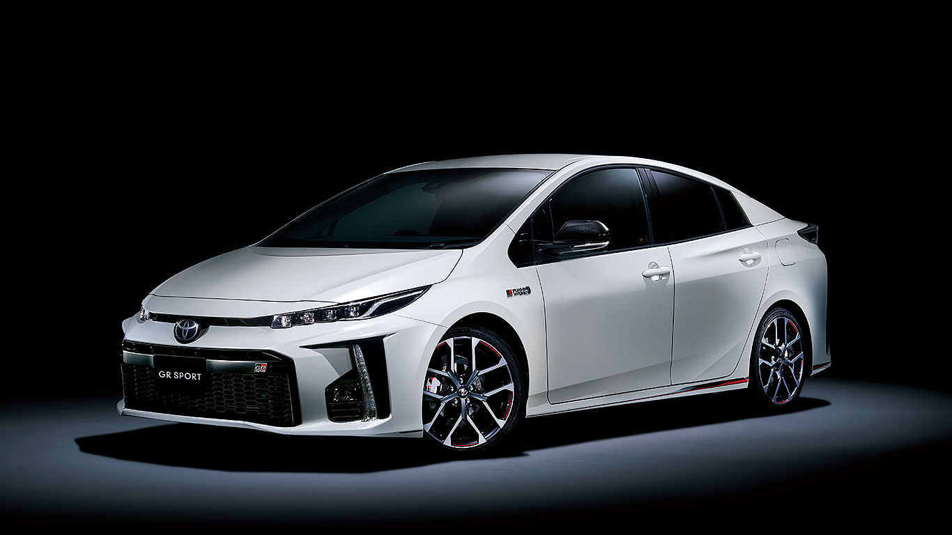 Toyota Prius Gr Sport A Hot Hatch Hybrid Motoring Research