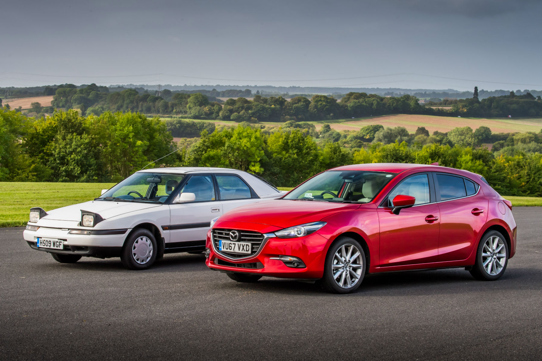 Mazda: save money on any sub-130g/km CO2 model