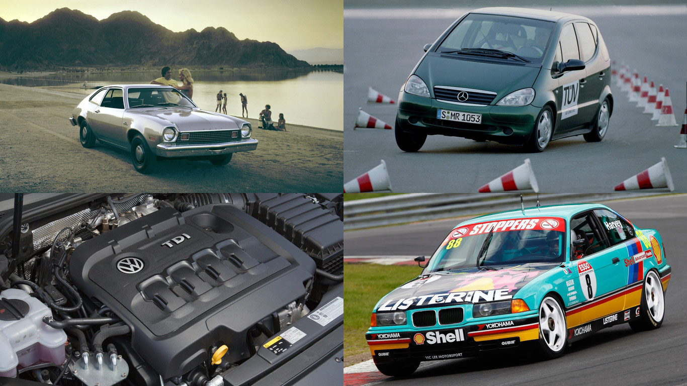 The biggest motoring scandals