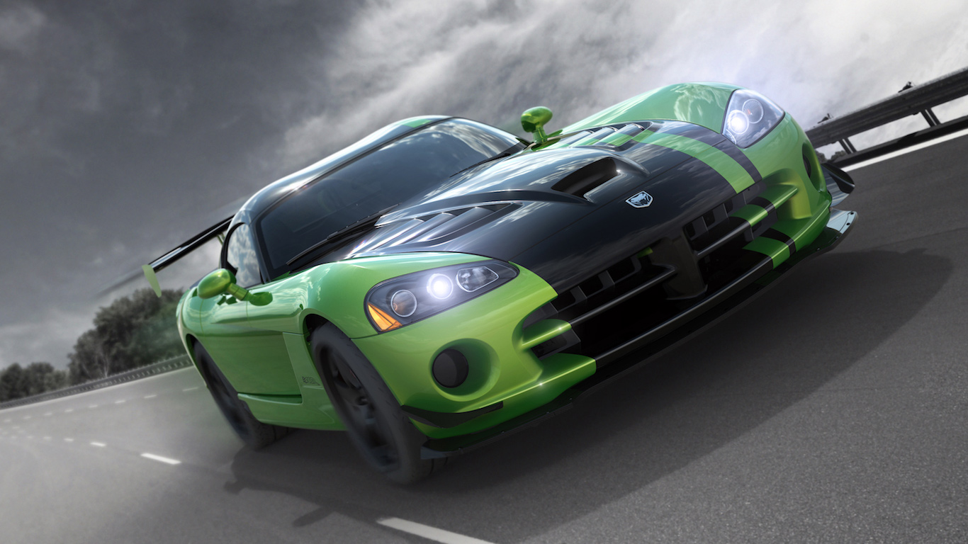 Snakes alive! The story of the Dodge Viper