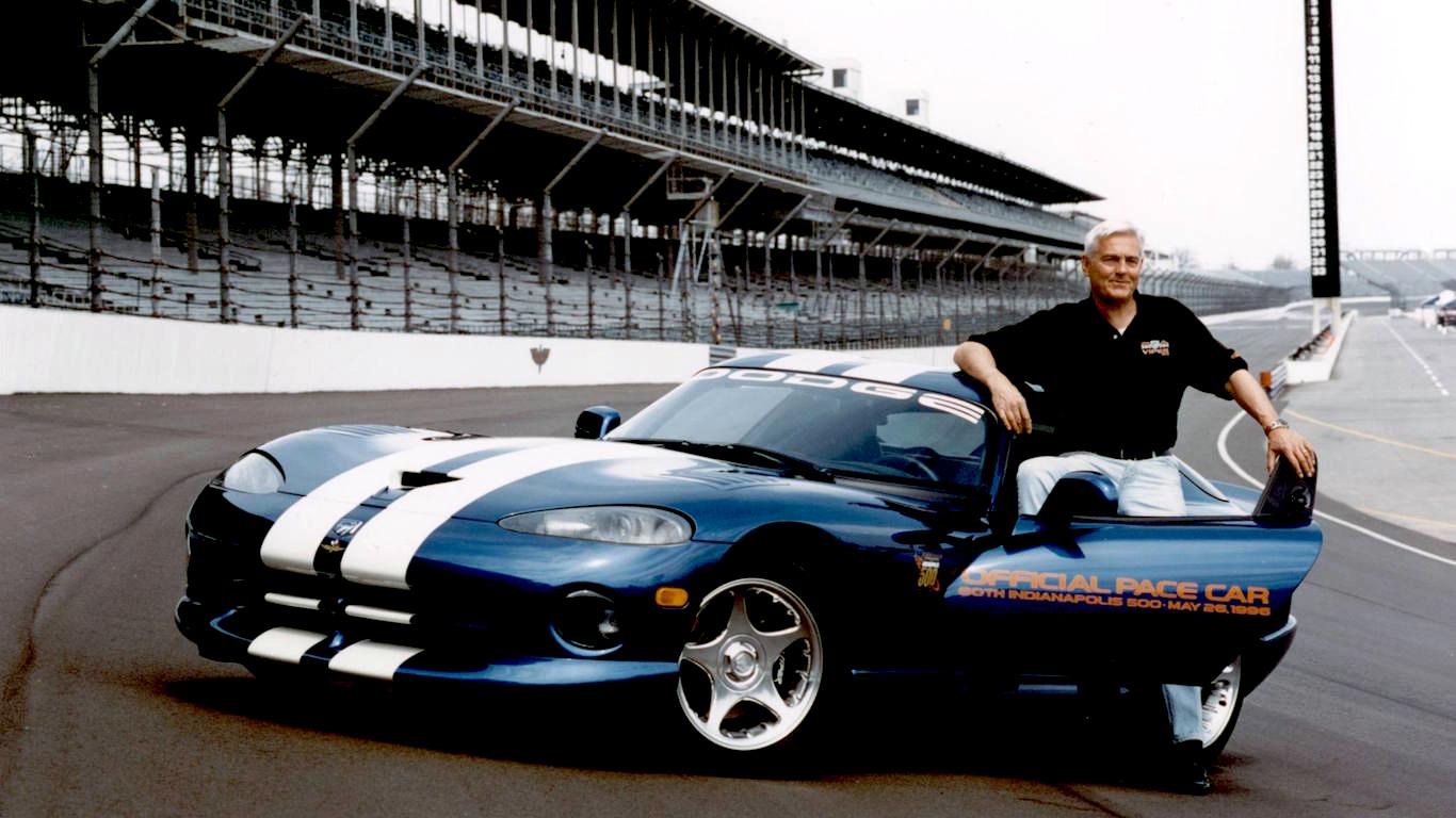 1996 Dodge Viper GTS Pace Car