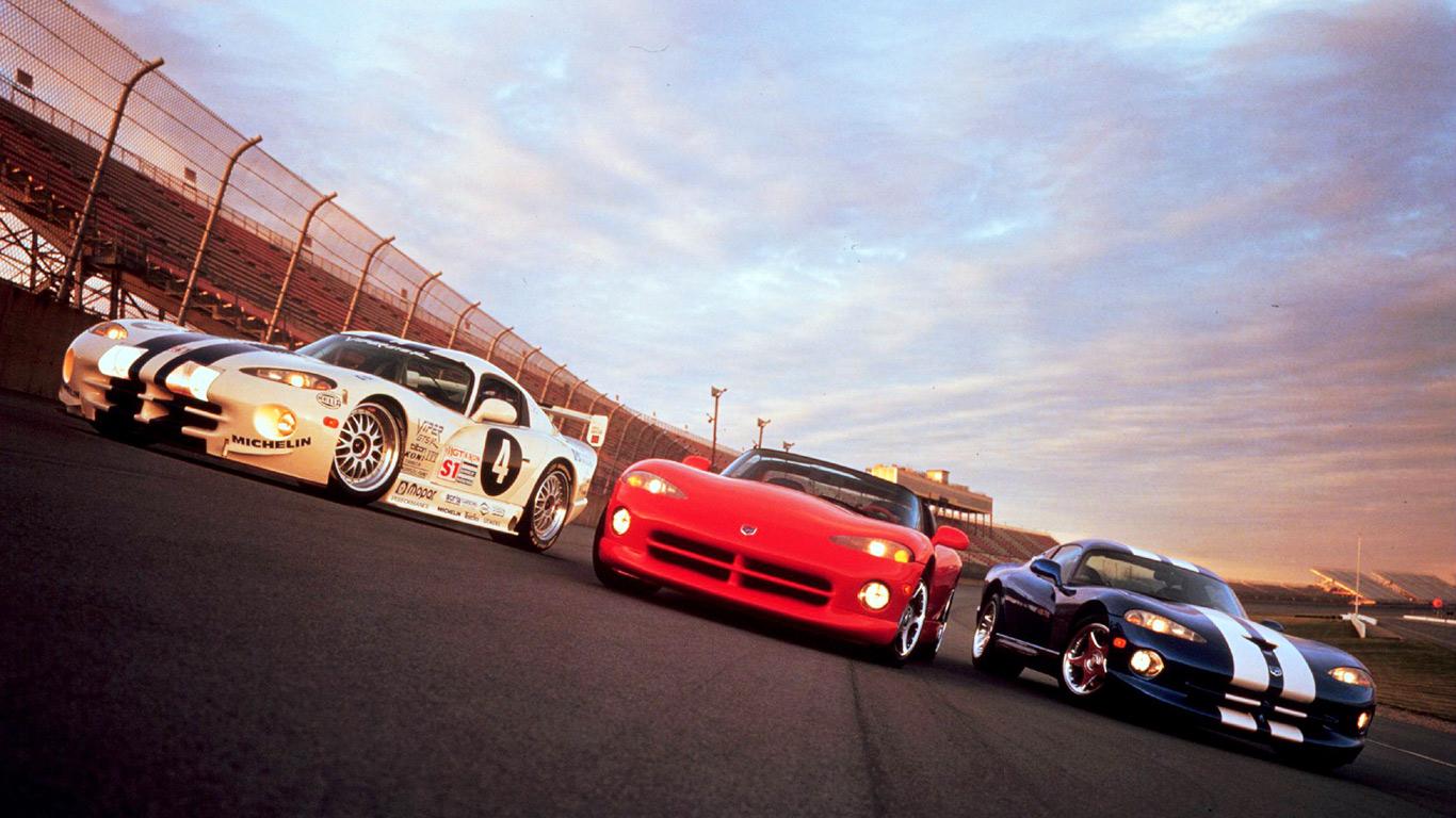 1997 Dodge Viper Range