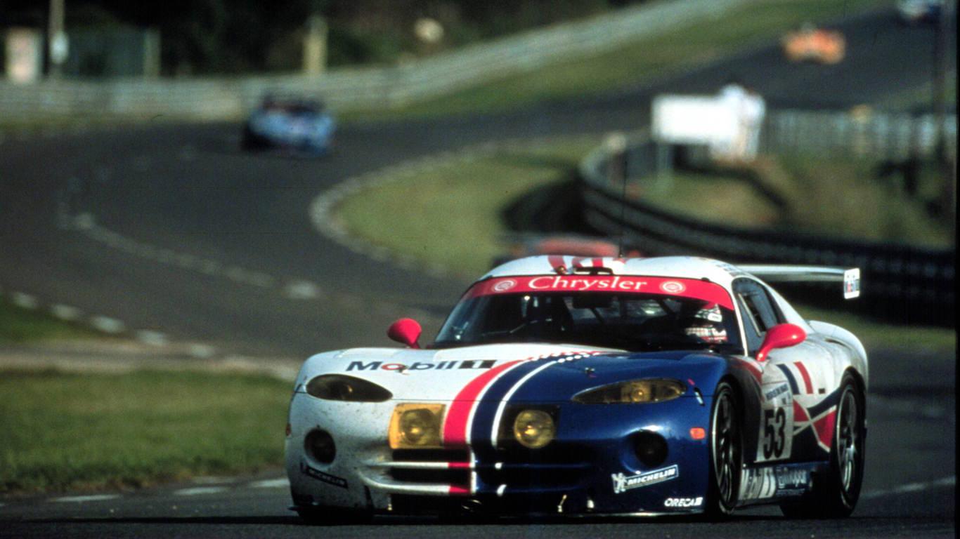 1998 Dodge Viper GTS-R Le Mans Winner