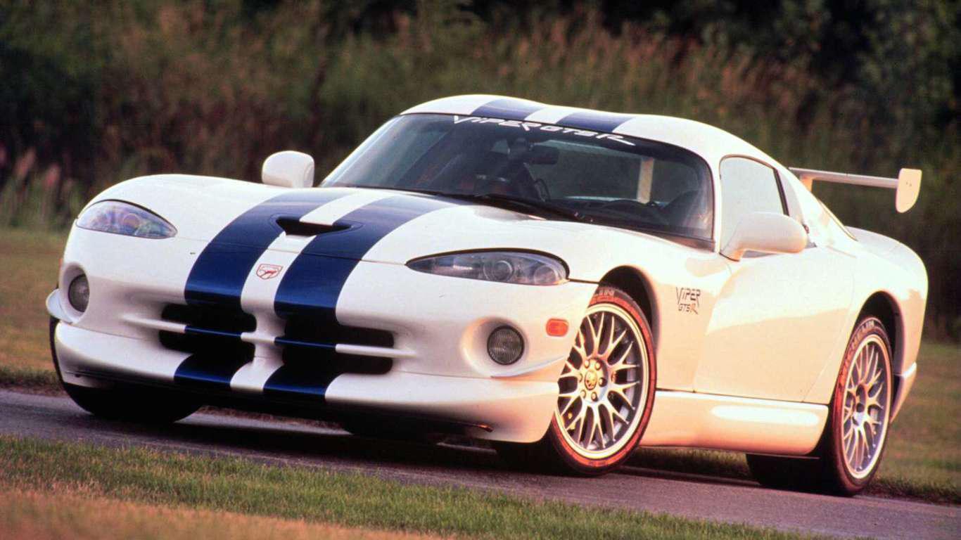 1998 Dodge Viper GT2 Championship Edition
