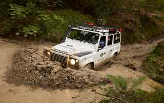 Land Rover Experience Eastnor Explorer