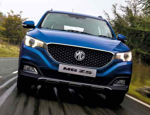 2017 MG ZS first drive review: cheap but not cheerful