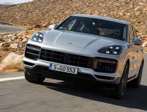 2018 Porsche Cayenne first drive review: it's a winner