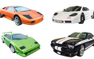 Bizarre seized 'supercars' in government auction
