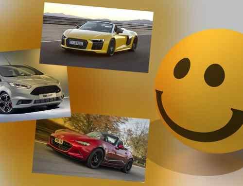 Blue Monday: 10 cars that make us happy