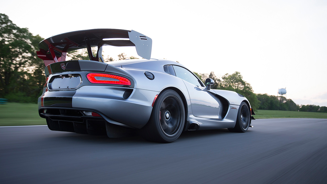 2016 Dodge Viper SRT ACR