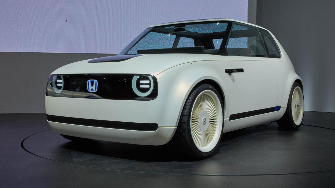 Radical concept cars at the 2017 tokyo motor show for Future honda cars