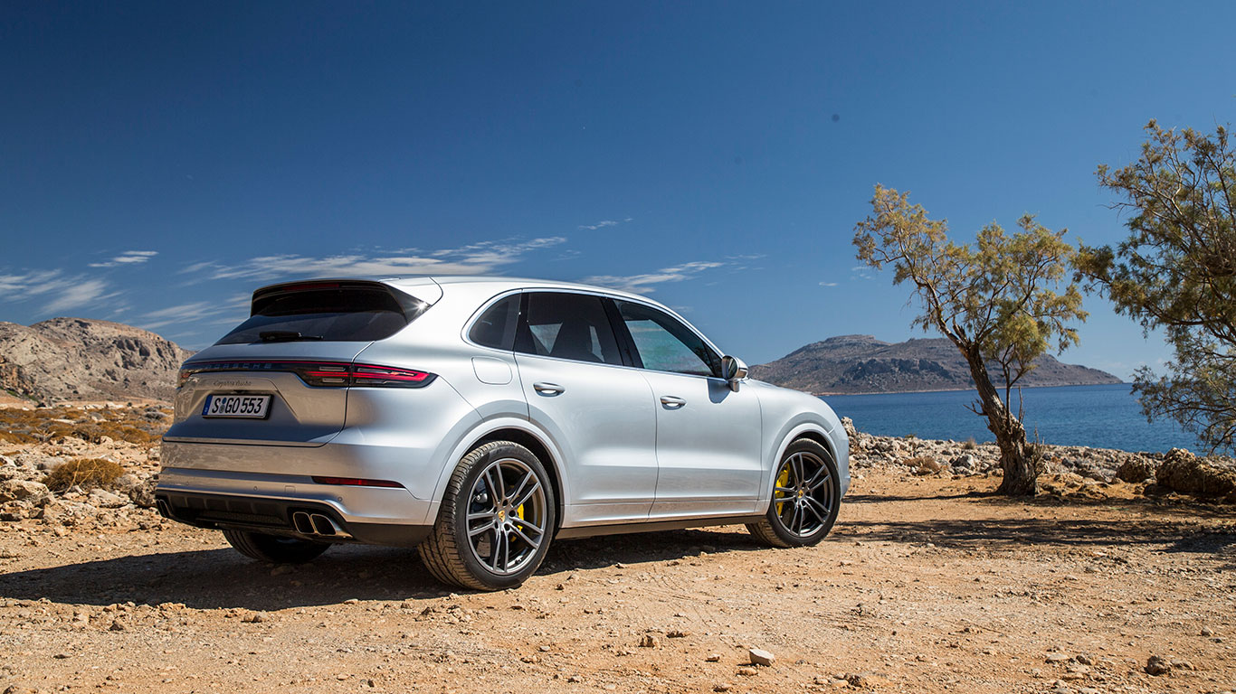 2018 Porsche Cayenne first drive review