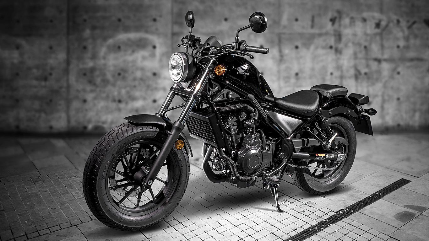 Best A2 Honda Rebel 500