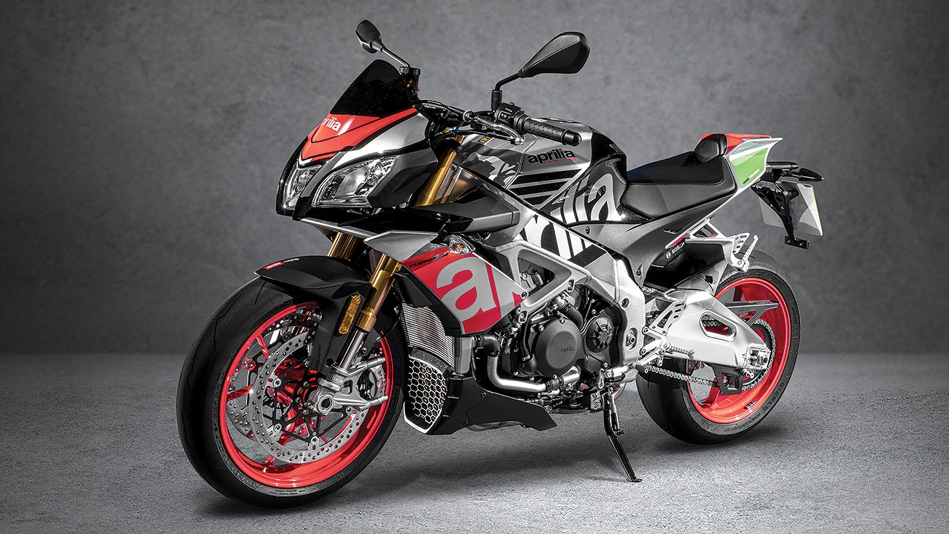 Best Naked Aprilia Tuono Factory