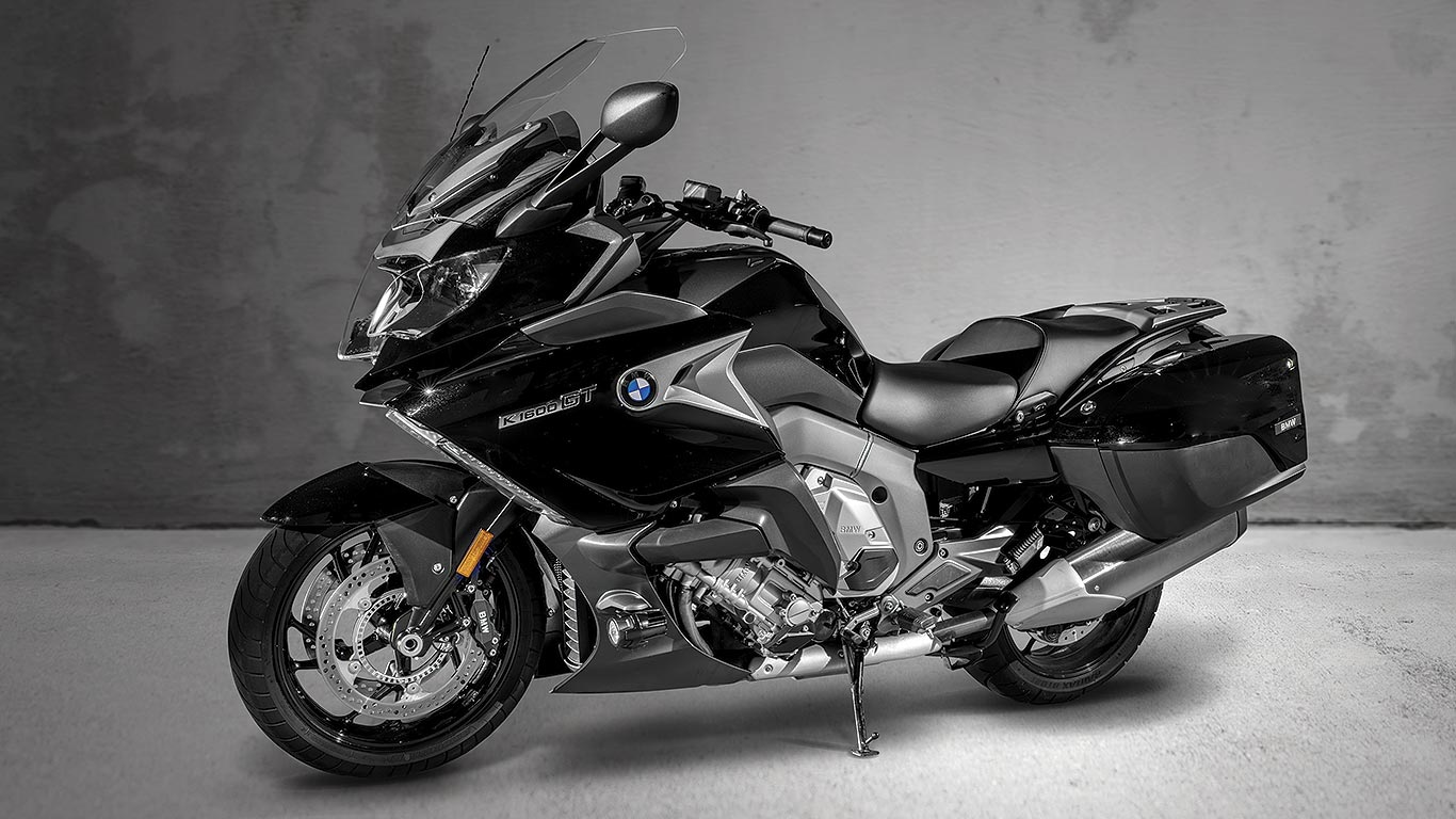 Best Tourer BMW K1600GT
