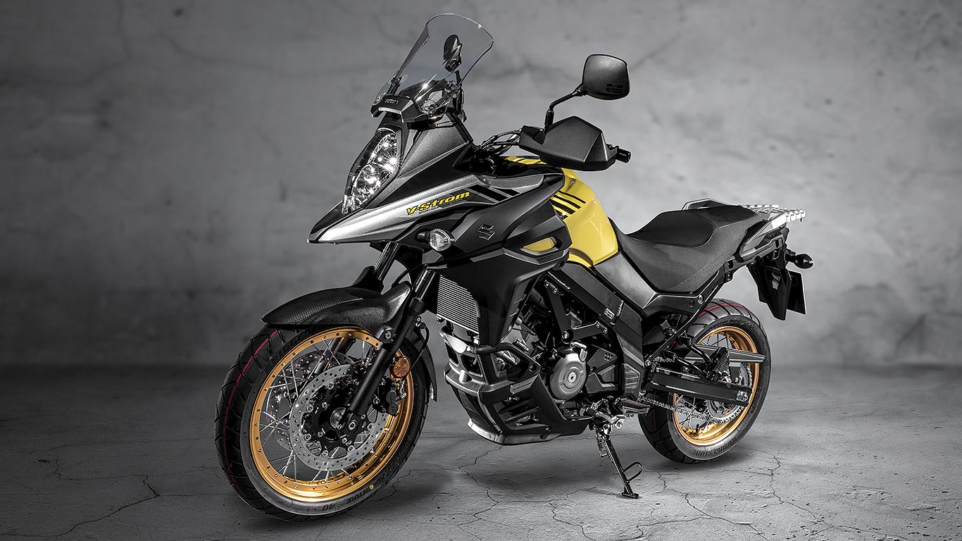 Best Adventure Trail Suzuki VStrom 650