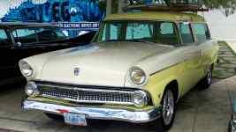 1955 Ford Custom Ranch Wagon