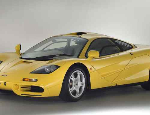 Box-fresh McLaren F1 goes on sale at British car dealer