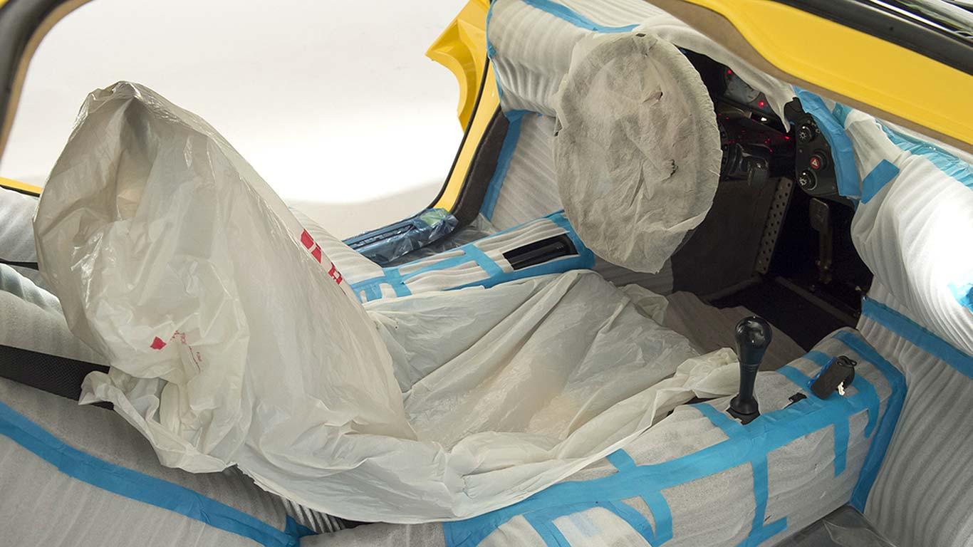 Box-fresh 1997 McLaren F1