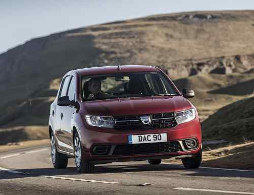 Dacia offers five-year warranty for cars bought on finance