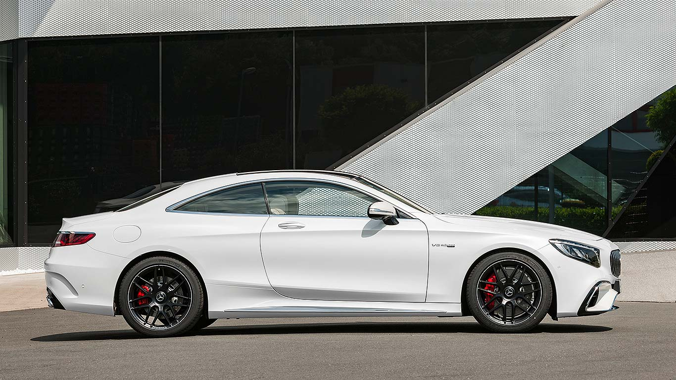 2018 mercedes benz s class coupe to have a six figure for Mercedes benz s class coupe price