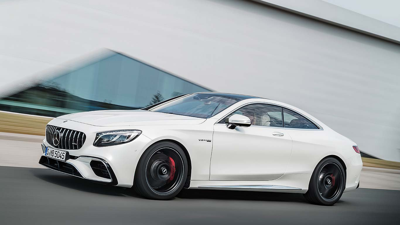 2018 Mercedes Amg S 63 Coupe Motoring Research