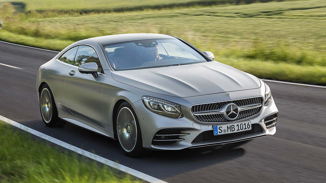 2018 mercedes benz s class coupe to have a six figure for What is the cheapest mercedes benz