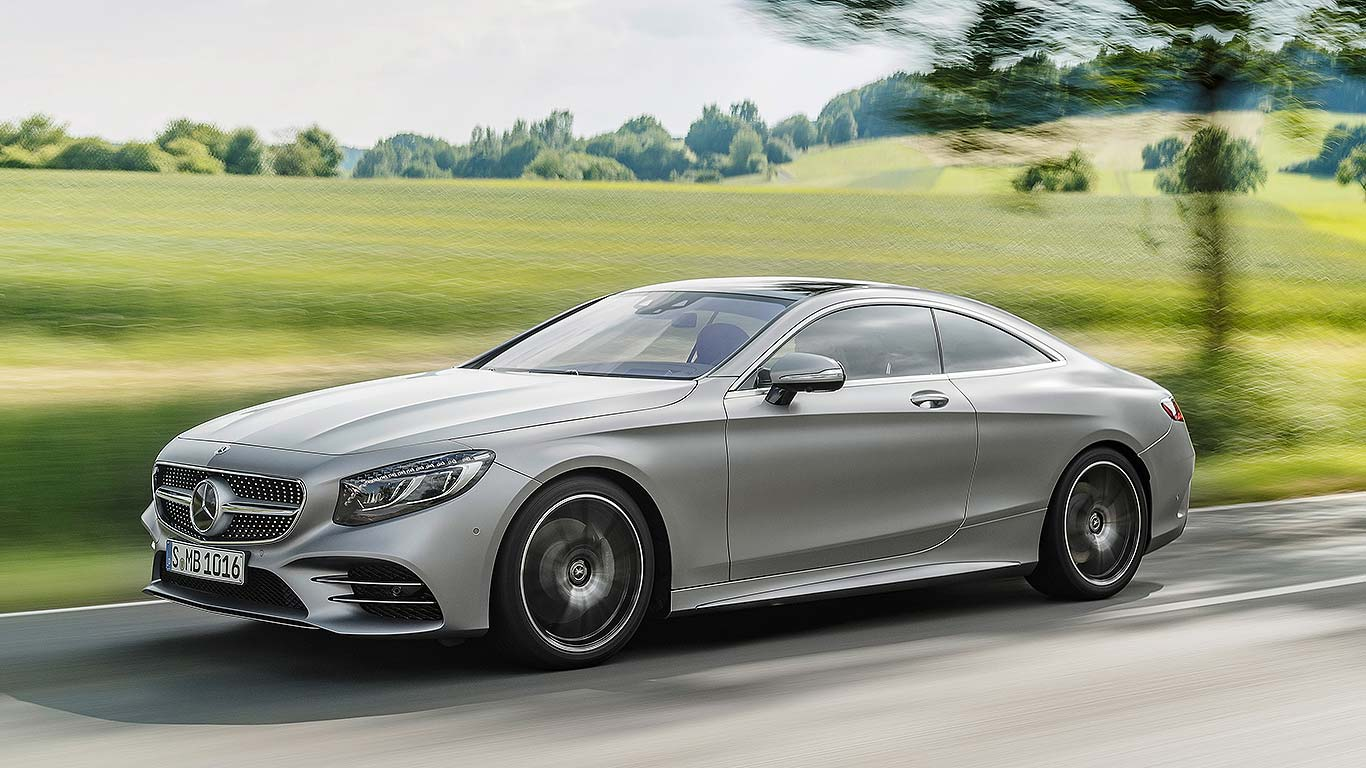 2018 mercedes benz s class coupe motoring research for Mercedes benz s class coupe price