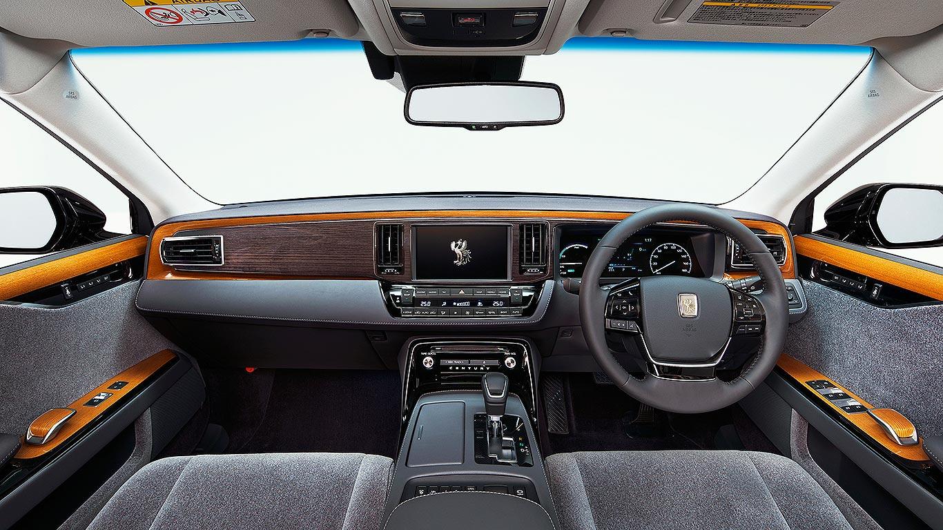 2018 Toyota Century