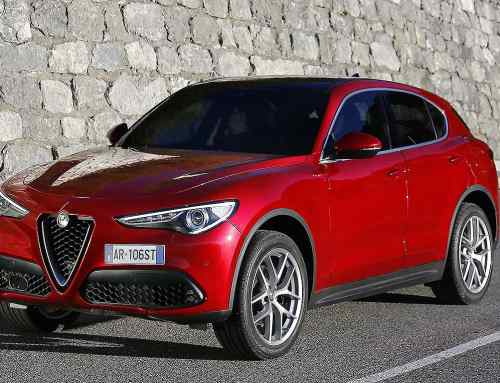 Alfa Romeo is giving £3,000 to buy its new Stelvio on a PCP