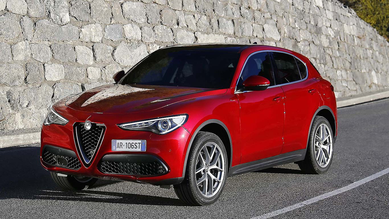 Alfa Romeo Is Giving 3 000 To Buy Its New Stelvio On A Pcp