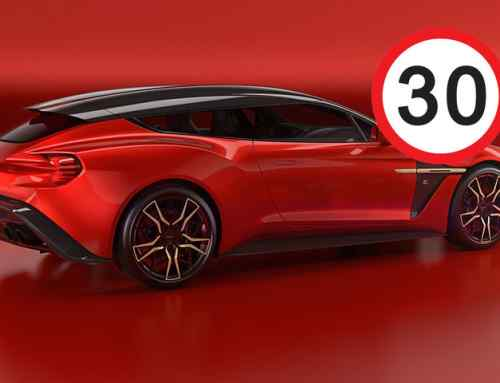 30-second news: More Aston Martin Vanquish Zagato Shooting Brake images revealed