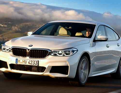 New BMW 6 Series Gran Turismo 2017 first drive: Secret estate agent