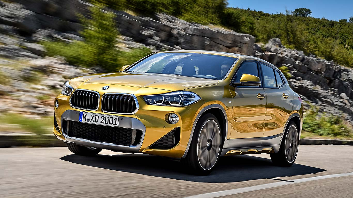 New BMW X2 SUV revealed: prices from £33,980 | Motoring ...