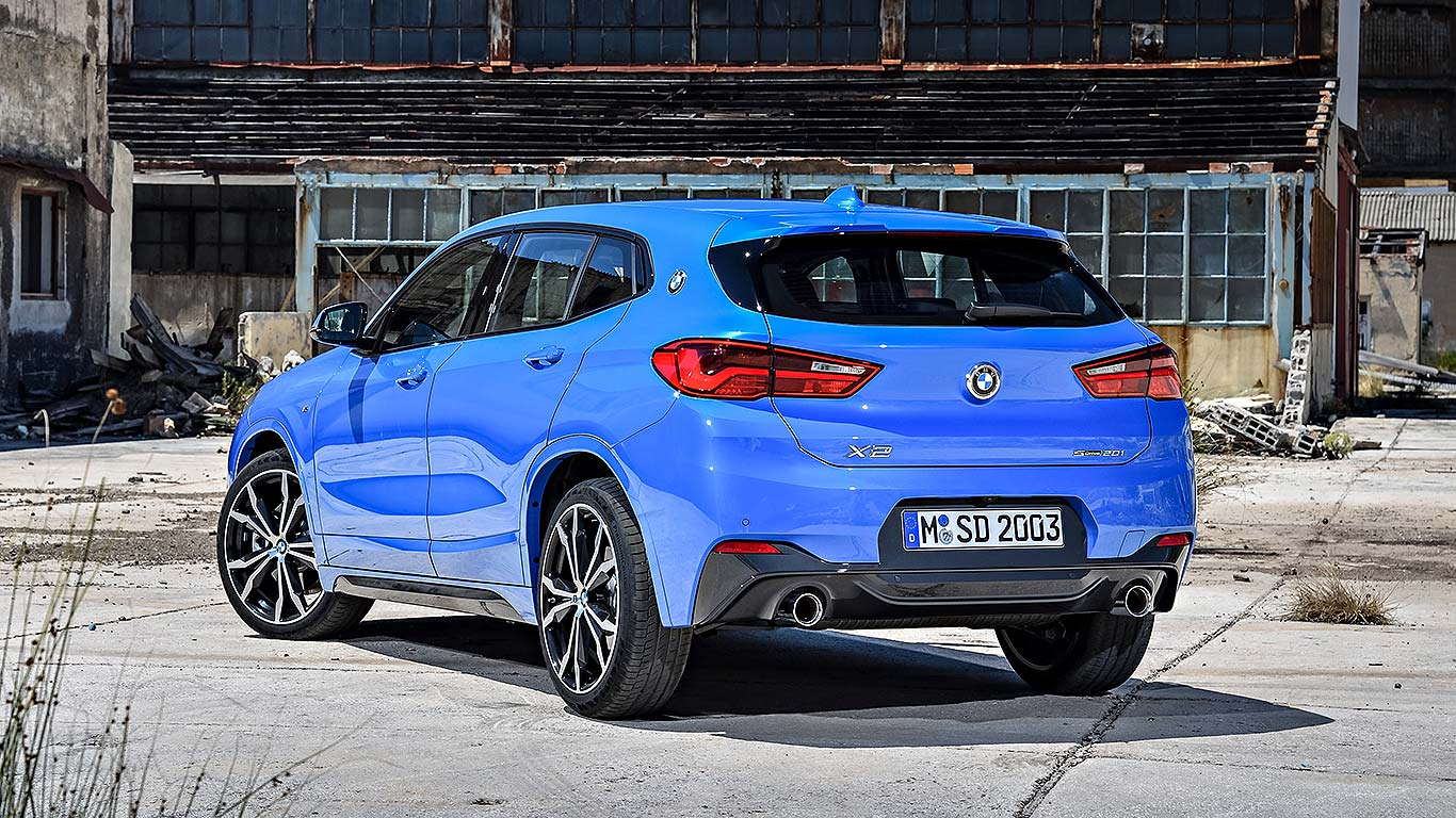 New Bmw X2 Suv Revealed Prices From 163 33 980 Motoring