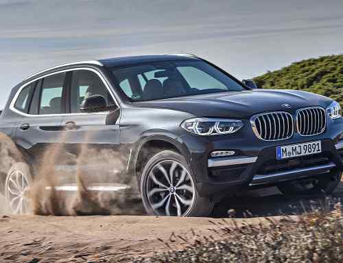 Anti-diesel agenda is not affecting new BMW X3 sales