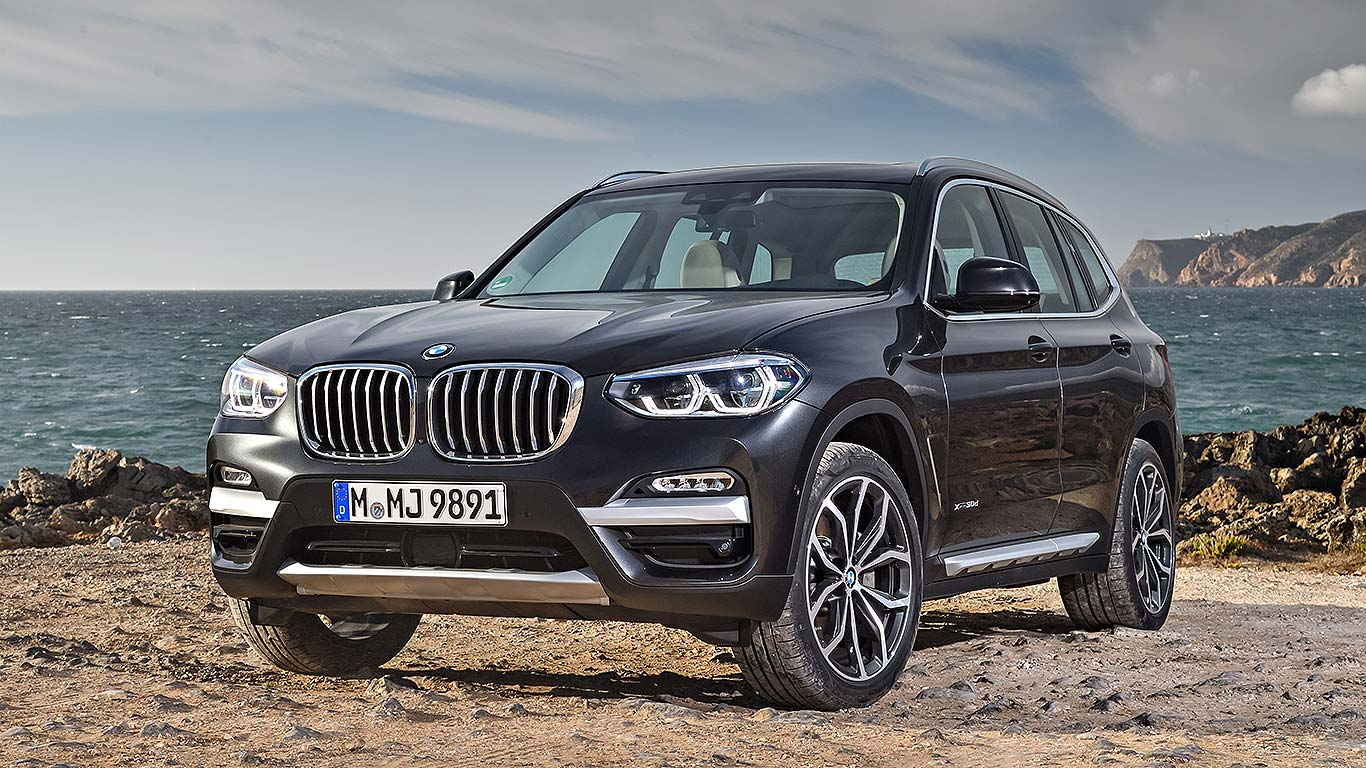 2018 bmw x3 first drive review shifting the center of gravity. Black Bedroom Furniture Sets. Home Design Ideas