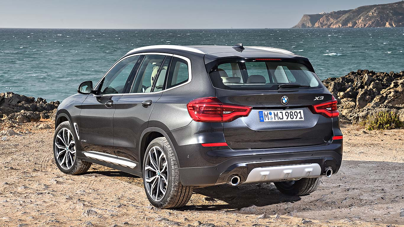 bmw x3 30d 2018 motoring research